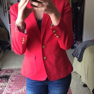 BANANA REPUBLIC petite blazer